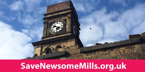 Save Newsome Mills dot org dot uk