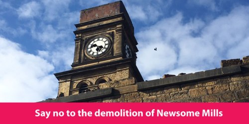 Say no to demolition
